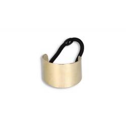 Gumka z metalem 003